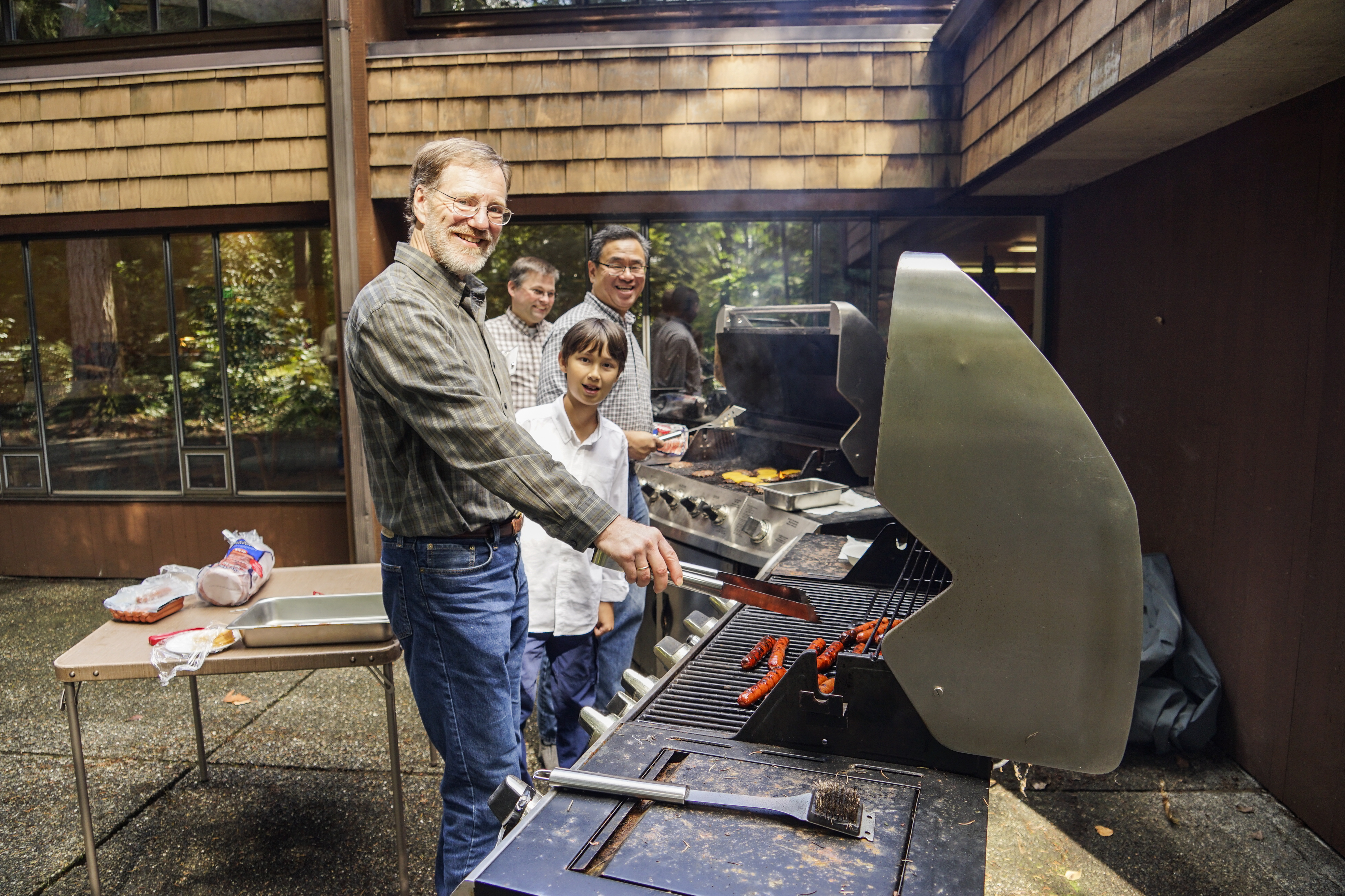 Norhtshore UCC 2016 Homecoming BBQ